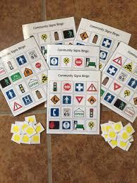 4702 Best Our Wedding Board Community Safety Signs Bingo Social Skills Life Skills Bingo