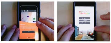 usability testing on home depot u0027s app project color