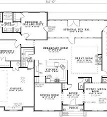 House Plans With Dual Master Suites by House Plans With Two Master Bedrooms 7 House Plans With Two Master
