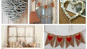 valentines diy room decor ideas rustic valentine decor inspo