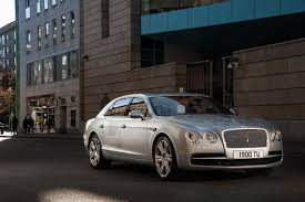 bentley flying spur modified official bentley introduces v8 flying spur and continental gt