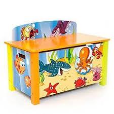 aufbewahrungsbox kinderzimmer kinderregal unterwasserwelt aus holz in blau mit 9 farbigen boxen