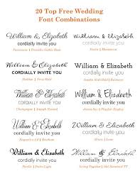 wedding invitations font wedding invitation font beautiful check out these free