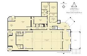 Small Church Building Floor Plans Building Map First United Methodist Church Boulder