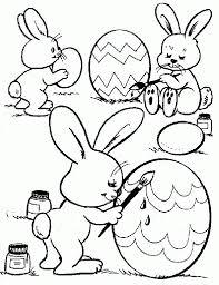 bunny coloring pages printable printable easter bunny coloring pages coloring home