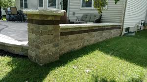 Choosing The Right Paver Color This Hardscape Outdoor Living Space In Lewis Center Oh Has All