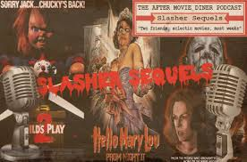 episode 203 slasher sequels childs play 2 prom night 2