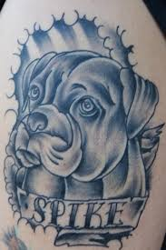 dog tattoo art and designs page 2