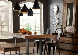 industrial dining room table 15 chic industrial dining room design ideas rilane
