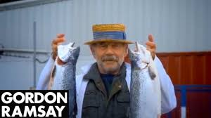 how to buy fish gordon ramsay youtube