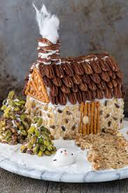 christmas gingerbread house nutty gingerbread house the year