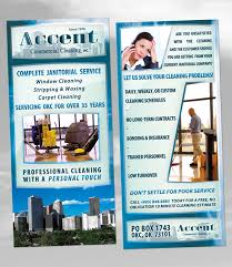 commercial cleaning brochure templates accent commercial cleaning flyer by ipholio on deviantart