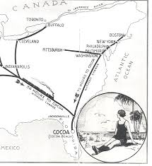 Coco Beach Florida Map by Cocoa Beach Fl Official Website