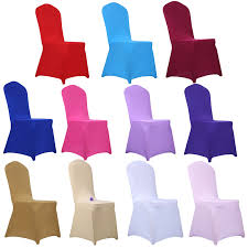 Stretch Chair Covers Popular Spandex Chair Covers China Buy Cheap Spandex Chair Covers