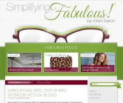 Top Interior Design Blogs by In Good Company Featured On U0027top 10 Nyc Interior Design Blogs