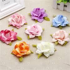 silk flowers wholesale 5pcs 7cm simulation flowers diy silk flowers wholesale