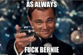 The Fuck Memes - a beginner s guide to the fuck bernie meme and why it still matters