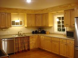 decorating ideas for soffit above kitchen cabinets savae org