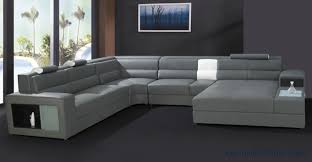 best couch my bestfurn sofa large size u shaped villa couch genuine leather