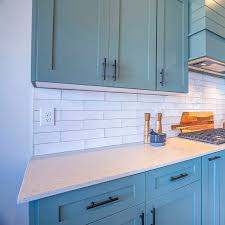 kitchen cabinets with blue doors is it worth to reface kitchen cabinets