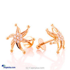gold earrings price in sri lanka find 22kt gold earrings arthur jewellery shop kapruka