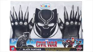 cool claws cool black panther merchandise unveiled ahead of his captain