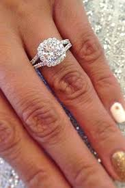 pawn shop wedding rings about rings cushion halo band engagement ring