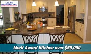 merit kitchen cabinets kitchen over 50k peninsula remodelers council