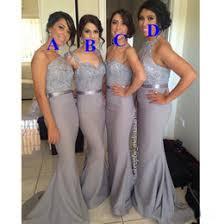 light grey bridesmaids dresses online images for light grey