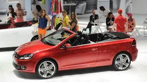 volkswagen convertible cabrio volkswagen golf cabriolet unveiled geneva show