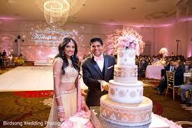 wedding cake cutting lovely cutting the cake in az indian wedding by