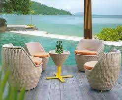 Modern Pool Furniture by Emejing Design Garden Furniture Images Home Design Ideas