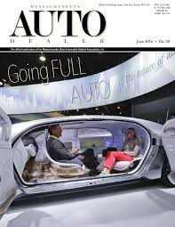 massachusetts auto dealer june 2016 by massachusetts state