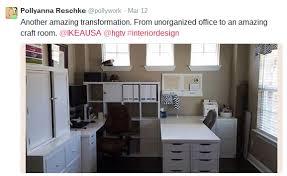Craft Room Office - ikea office and craft room u2013 sarah teaches