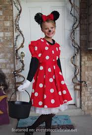 Halloween Costume Minnie Mouse Diy Halloween Costumes Events Celebrate