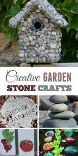 Garden Stones And Rocks Garden Craft Projects Empress Of Dirt