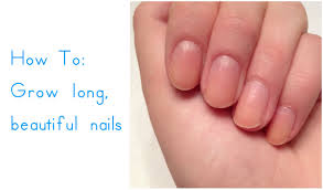 grow long beautiful nails princess u0026 the polish youtube