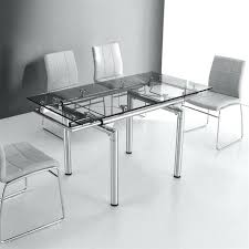 table de cuisine en verre trempé drawandpaint co wp content uploads 2018 05 table e