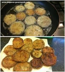 cuisiner aubergine facile recette beignets d aubergine 750g