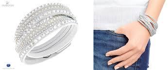 swarovski white bracelet images 5120520 swarovski jewelry slake white deluxe bracelet jpg