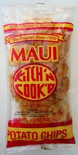 Kitch by Kitch U0027n Cook U0027d Maui Potato Chips U2013 Tasty Island