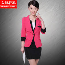 Front Desk Manager Hotel And Autumn Female Flight Attendants Hotel Uniforms Beautician