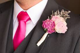 Wedding Boutonniere Wedding Boutonniere Dried Flowers