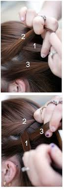 scunci easy plait 45 easy hairstyles for easy hairstyles easy and