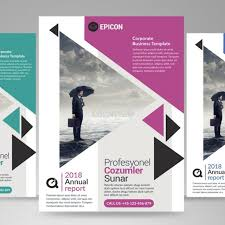 corporate flyer template free download on pngtree