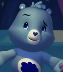 voice grumpy bear care bears share bear shines