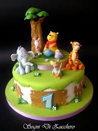 39 best winnie the pooh barney cakes images on pinterest