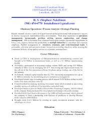 hr advisor cv template management consultant resume sidemcicek com