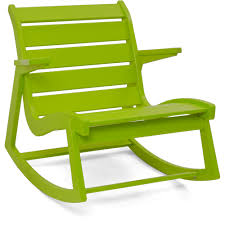 Outdoor Rocker Chair Rapson Low Back Rocker Chair Loll Designs Horne