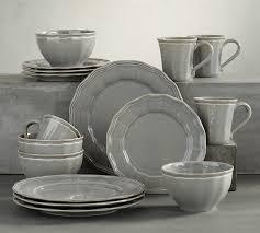 16 dinnerware set pottery barn